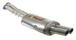 SUPERSPRINT Endschalld�mpfer 2x70mm Racing Inox